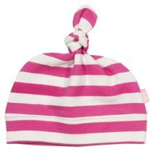 Kite Girls Stripy organic cotton hat