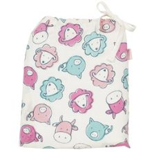 Kite Girls Farmyard organic cotton swaddle