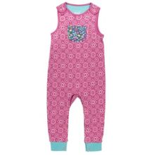 Kite Girls Kaleidoscope dungaree