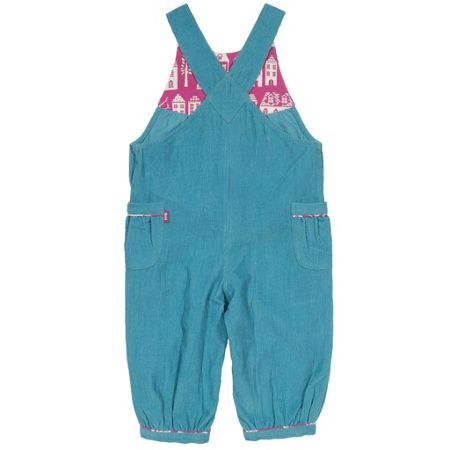 Kite Girls Cord dungaree