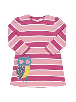 Girls Owl dress