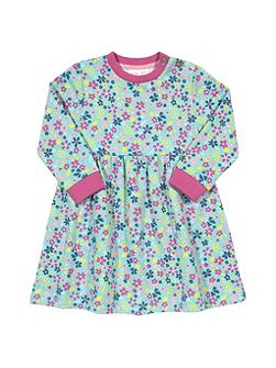Girls Forget-me-not dress