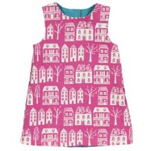 Kite Baby Girls Reversible pinafore