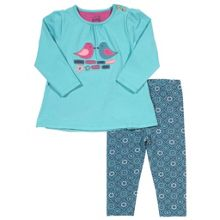 Kite Baby Girls Dickie bird set