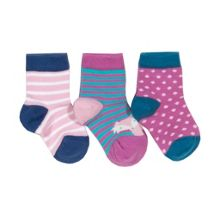 Kite Girls 3 pack socks