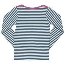 Kite Girls Shore stripe t-shirt