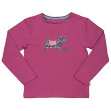 Kite Girls Scottie dog t-shirt