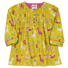 Kite Girls Woodland blouse