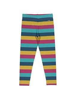 Girls Striped legging