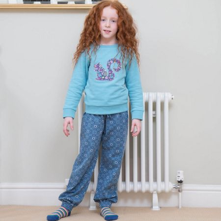 Kite Girls Loose Fit Jersey Trousers