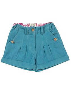 Girls Cord short