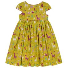 Kite Girls Woodland party dress