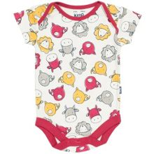 Kite Boys Farmyard bodysuit