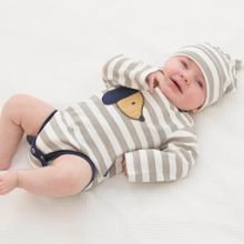 Kite Boys Stripy organic cotton hat