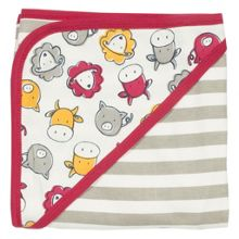 Kite Boys Farmyard organic cotton blanket