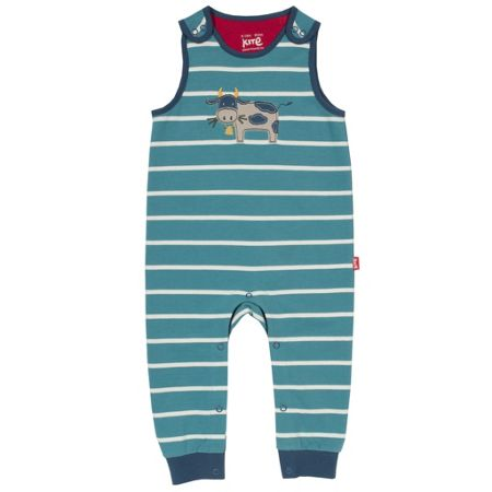 Kite Boys Cow dungaree