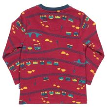 Kite Boys Choo choo t-shirt
