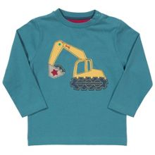 Kite Boys Excavator t-shirt