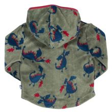 Kite Boys Dragon zip fleece