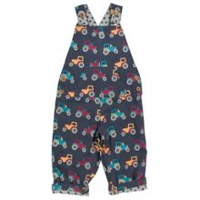 Kite Baby Boys Tractor dungaree