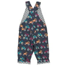 Kite Boys Tractor dungaree