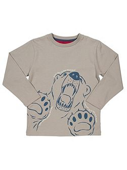Boys Polar bear t-shirt
