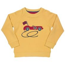 Kite Boys Racing car sweatshirt