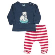 Kite Baby`s Polar bear set