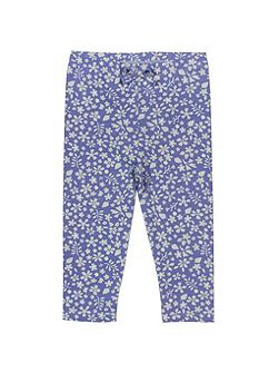Girls Winter bloom legging