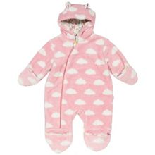 Kite Baby Girls Hooded Cloud Snowsuit