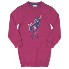 Kite Girls Deer jumper dress