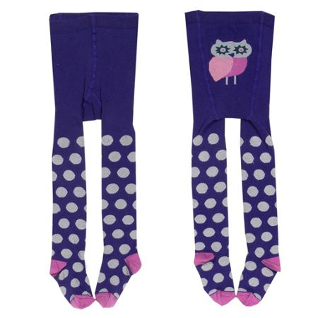 Kite Girls Spotty tights