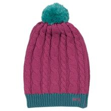 Kite Girls Organic cotton Bobble hat