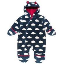 Kite Boys Cloud fleece all-in-one