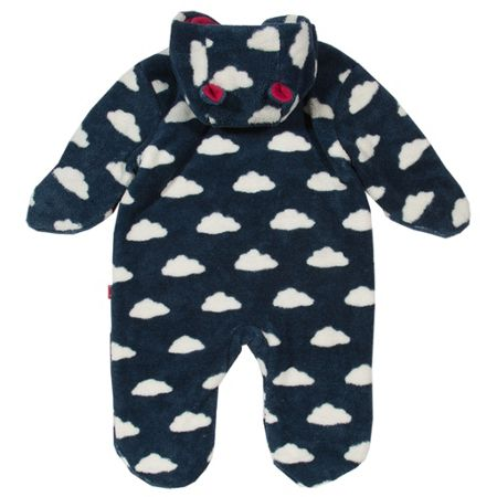 Kite Baby Boys Cloud fleece all-in-one