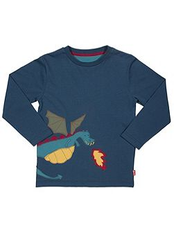 Boys Dragon t-shirt