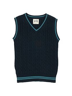 Boys Cable tank top