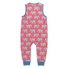 Kite Girls Elephant dungarees