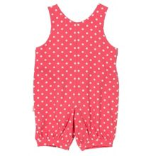 Kite Girls Polka romperee