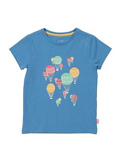 Girls Balloons t-shirt