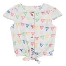 Kite Girls Bunting blouse