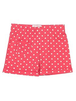 Girls Polka hot pants