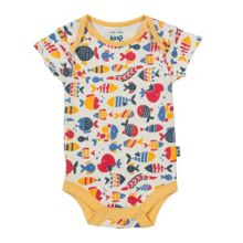 Kite Boys Fish Bodysuit