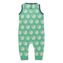 Kite Boys Farmyard Knitted Dungarees