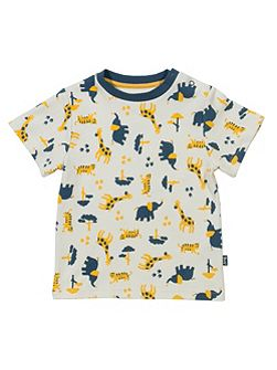 Boys Safari T-Shirt
