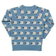 Kite Boys Ram lamb jumper