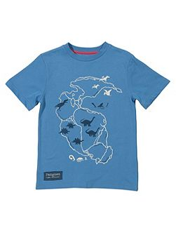 Boys Pangea t-shirt