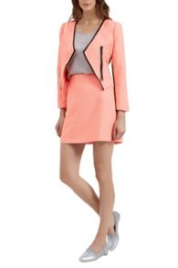Asymmetrical Fitted Jacket