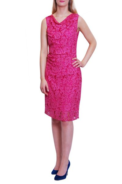 Almost Famous All-Over Lace Dress