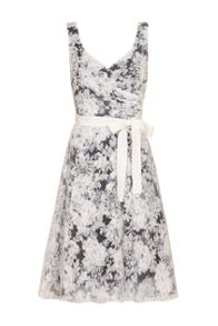 Almost Famous Floral Occasion Dress